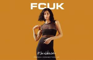 Revivir la línea FCUK es la apuesta de French Connection por recuperar las ventas.