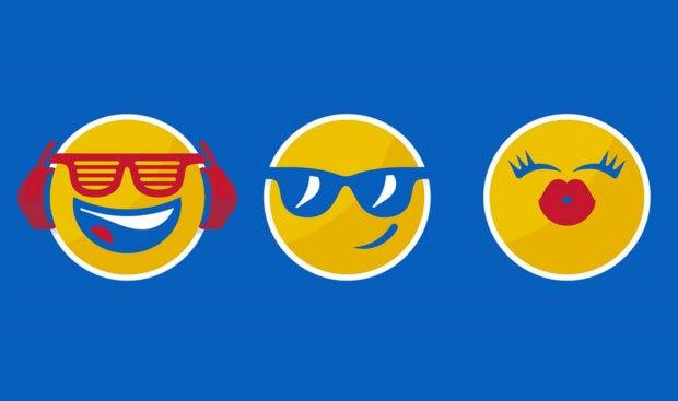 Los emoji llegan a las latas y botellas de Pepsi.