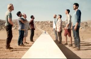 elecciones tecate beer wall