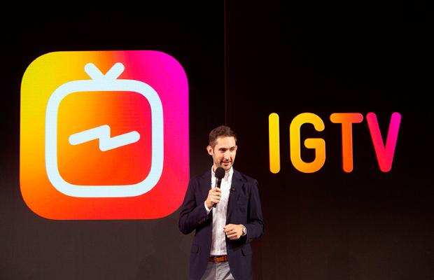 Destacada IGTV