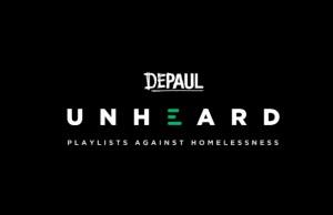 Destacada playlists Spotify personas sin hogar