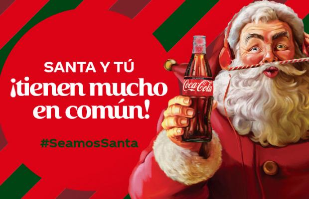 Destacado Coca Cola Ecuador #SeamosSanta Navidad