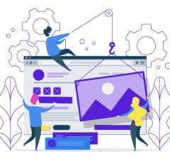 Destacada tendencias innovadoras diseno web 2019-