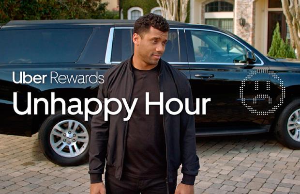 Viajes gratis en Uber para la ciudad del equipo perdedor del Super Bowl