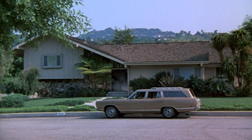 Brady Bunch House then