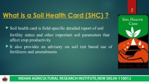soil-health-cards