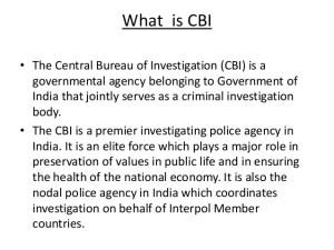 central-bureau-of-investigation