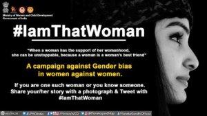 women campaign