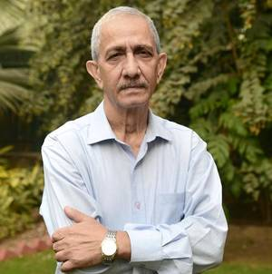 There can be no solution under the shadow of the gun: Dineshwar Sharma.