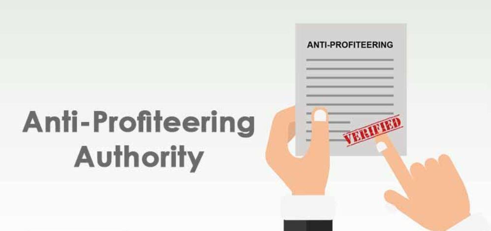anti profiteering authority