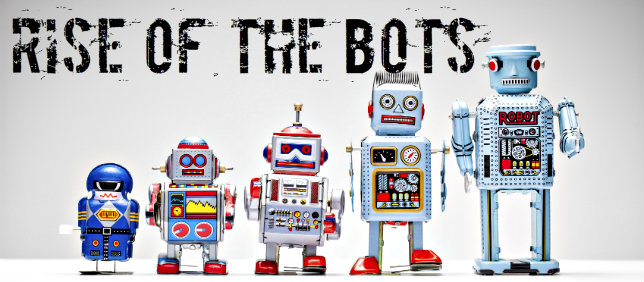 The rise of the bots