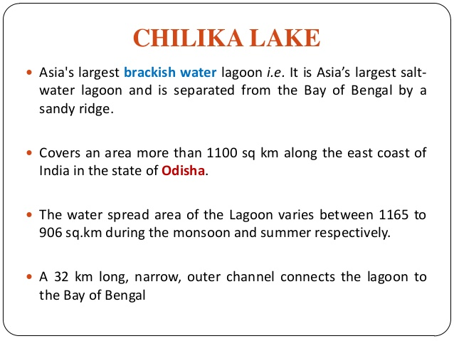 chilika-lake