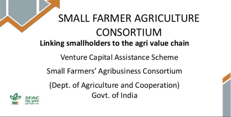 small farmer agri business consortium
