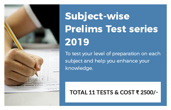 Subject-wise-Prelims-Test-series insights IAS
