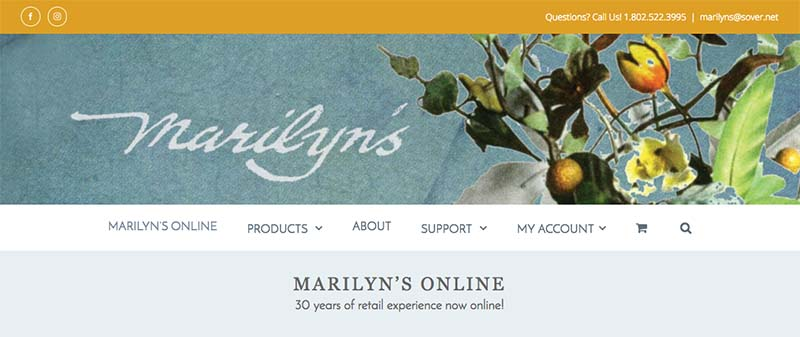 You are currently viewing Shop Marilyn's