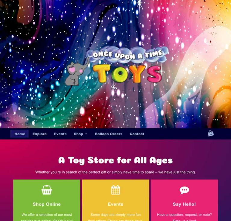 Once Upon A Time Toys