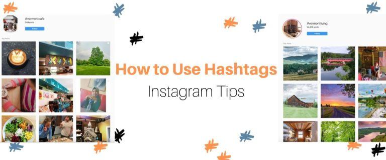 How to Use Hashtags: Social Media Tips