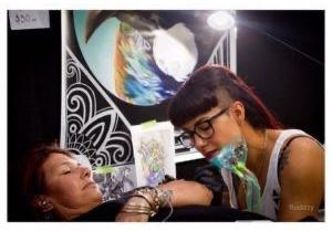Whangarei tattoo artist
