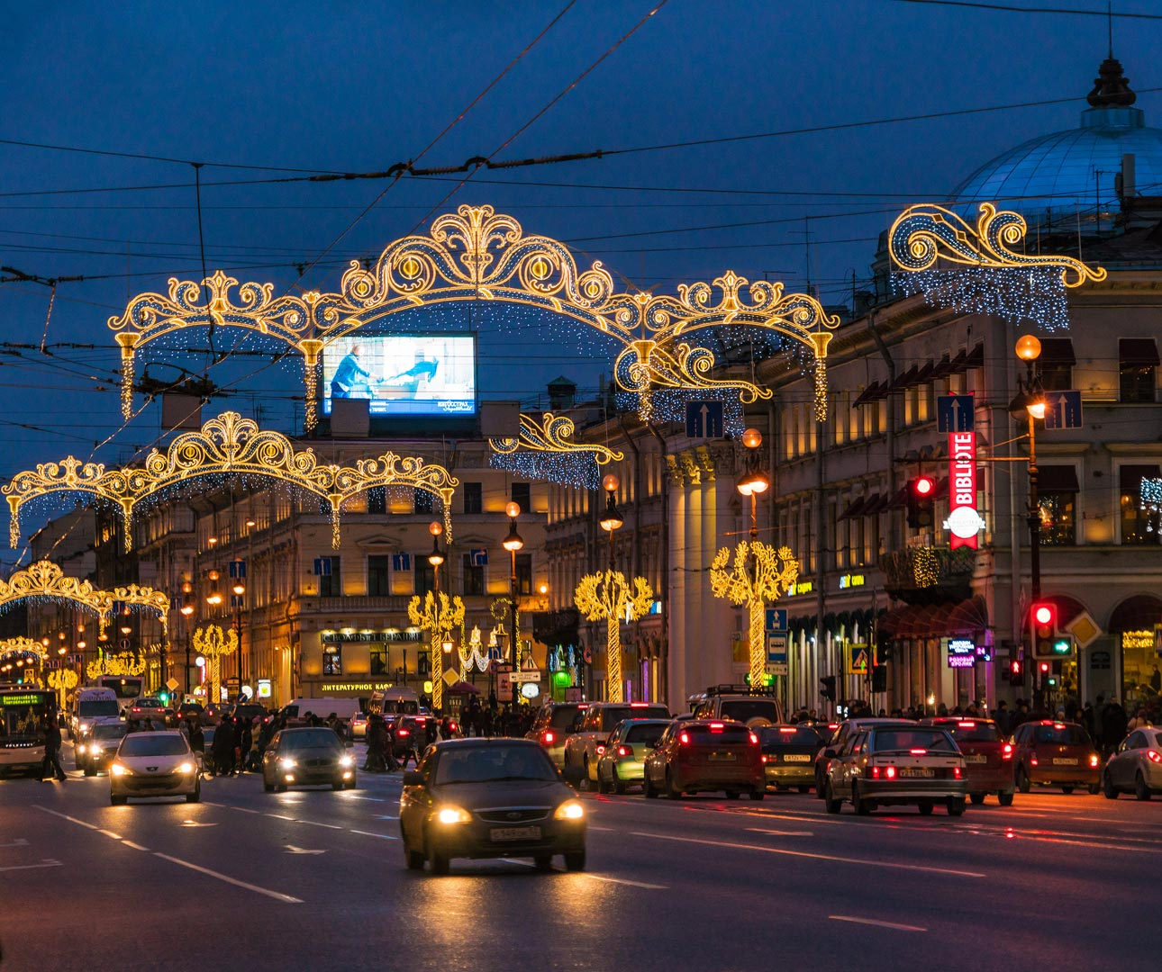 10 Reasons To Spend Christmas In St Petersburg