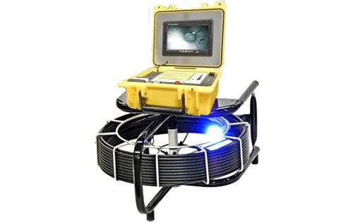 Flexible Drain Inspection System