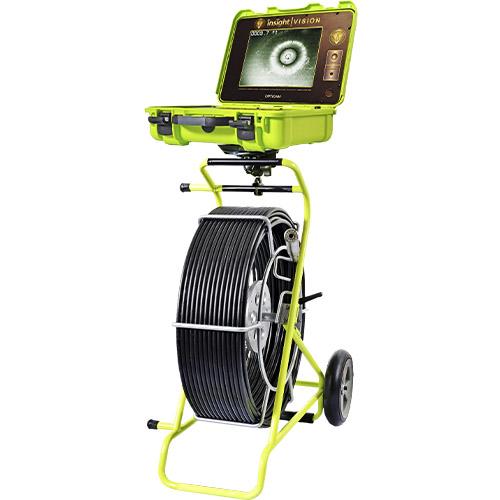 Opticam sewer pipe camera