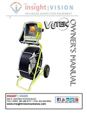 2014 Vutek Owners Manual