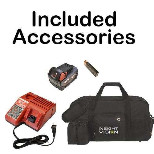 Mini Vu Command Module Accessories