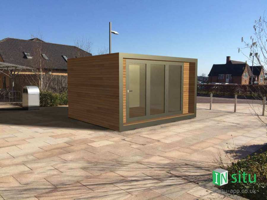 gardenoffices gardenrooms augmented reality