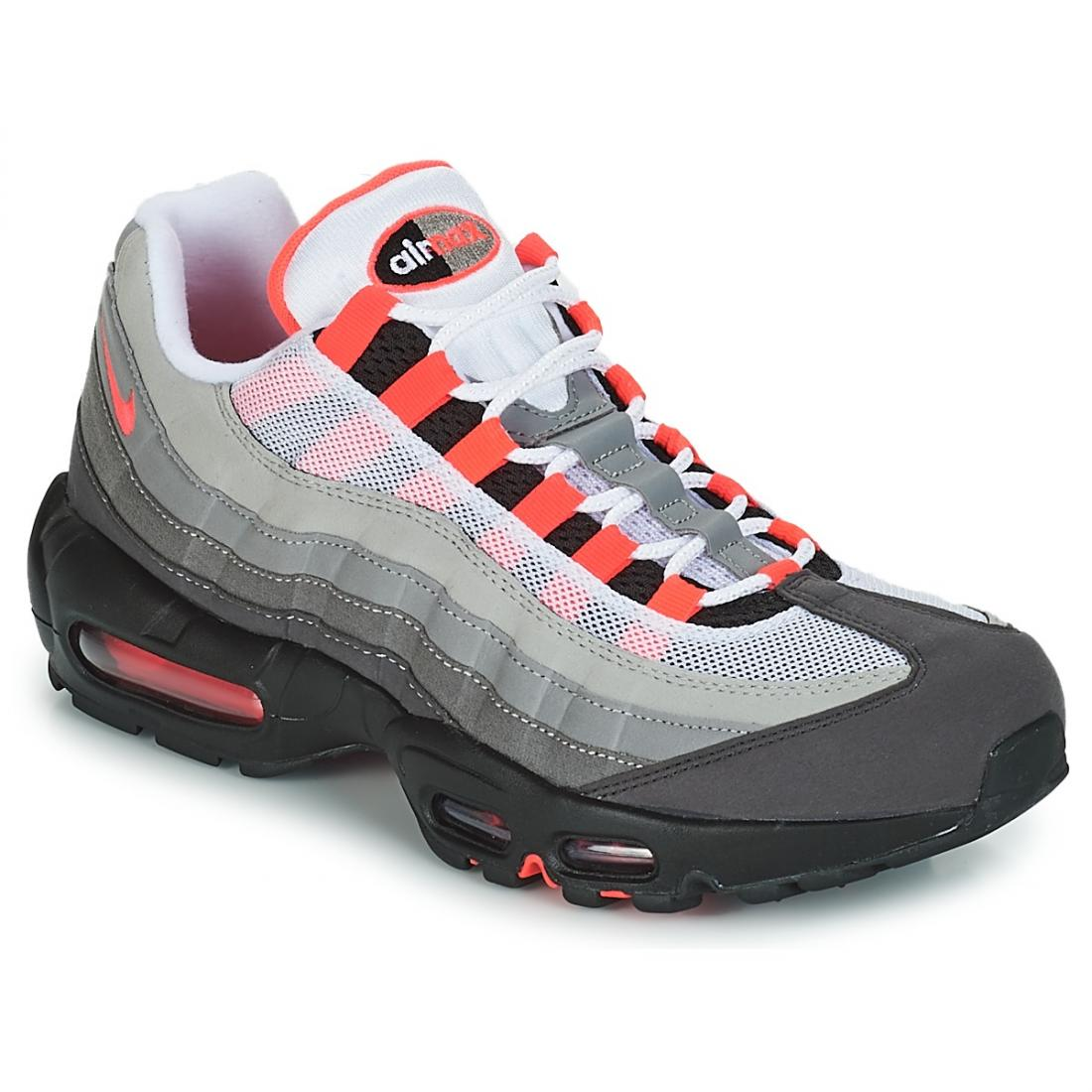 air max 95 homme blanche et rouge et noir homme baskets mode nike air max 95 og blanc rouge u003c adascooters www insoco fr