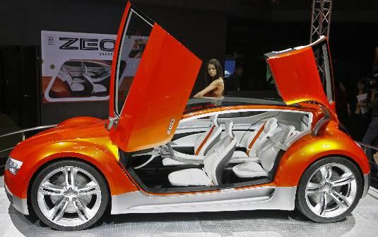 Dodge Zeo Li-Ion Electric