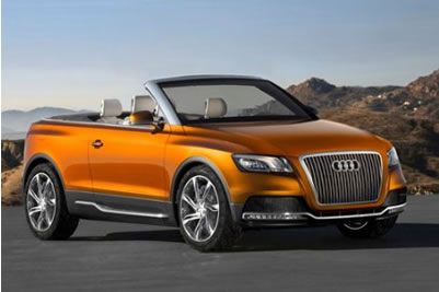 Audi Cross Cabriolet