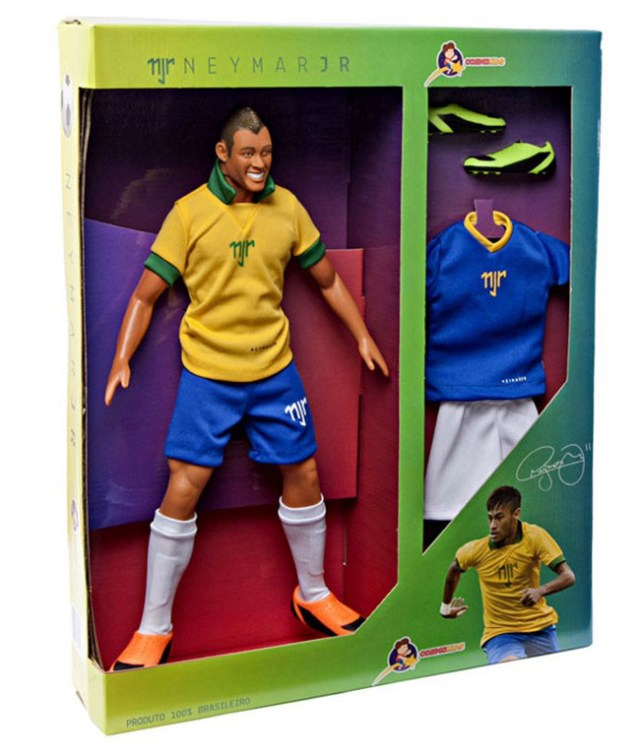 neymar lança seu próprio boneco 02