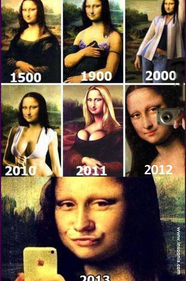Mona-durante-os-anos