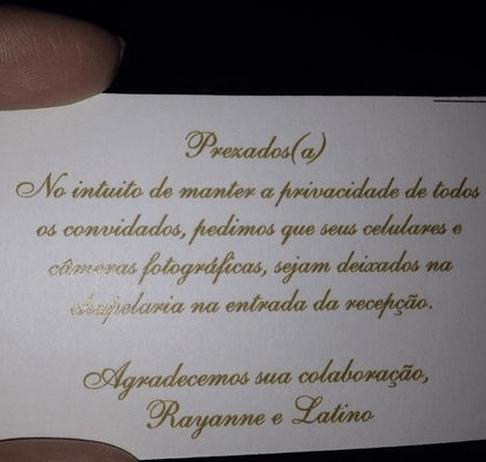 aviso casamento latino