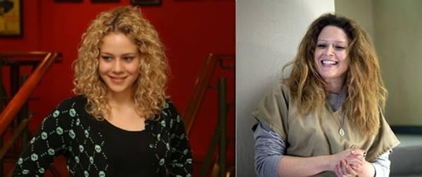 Leandra Leal = Nicole (Nicky)