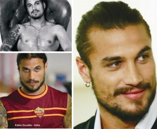 Pablo Osvaldo - Italia