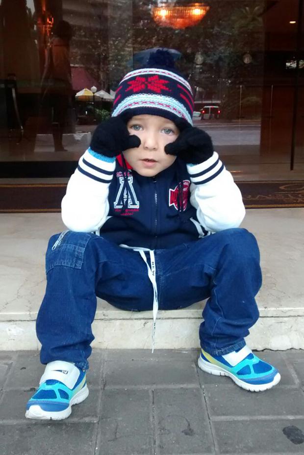 sobrinho da Letícia