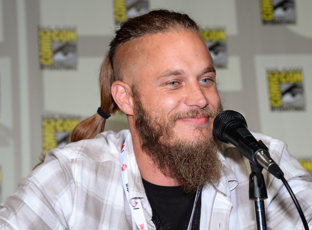 All Hail Vikings at San Diego Comic Con 2013 - Vikings Panel