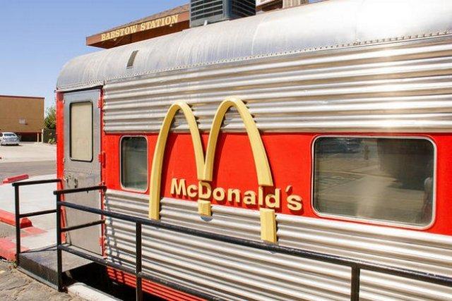 McDonald's - Barstow, Califórnia