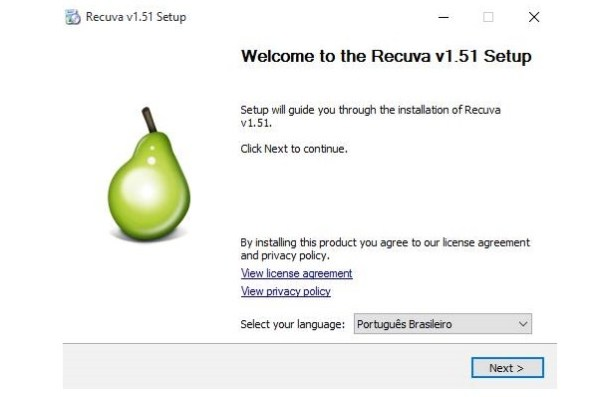 recuperar arquivos deletados