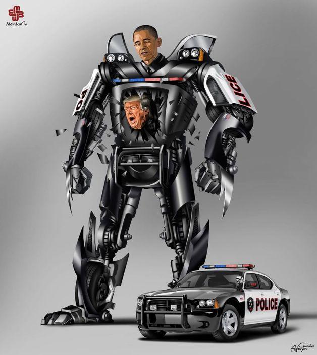 Presidente dos EUA - Barack Obama