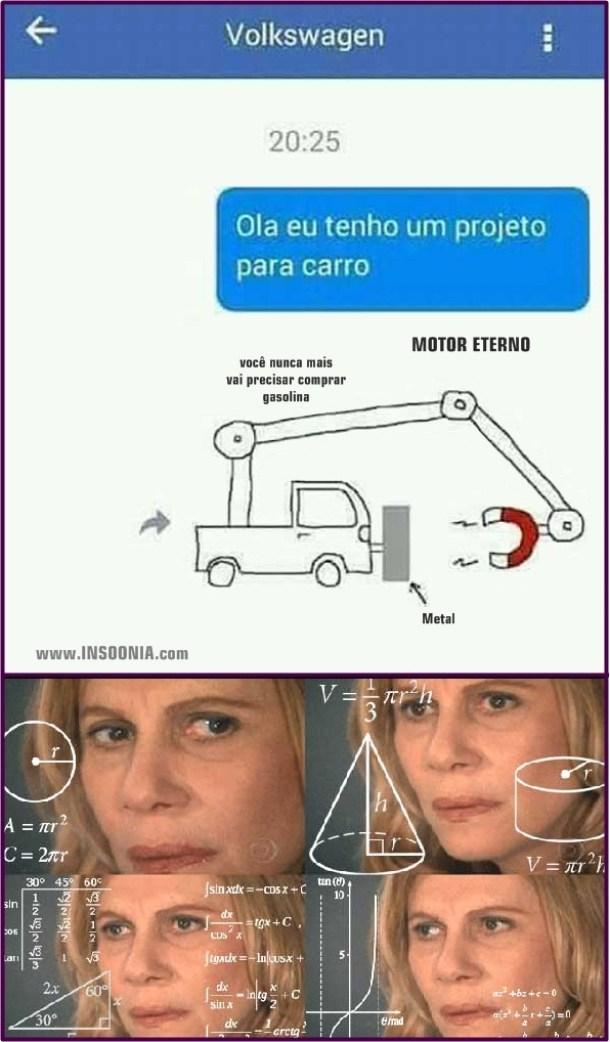 projeto de carro