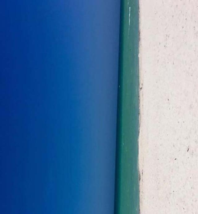 porta ou uma praia