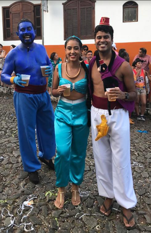 Fantasias de carnaval 2019