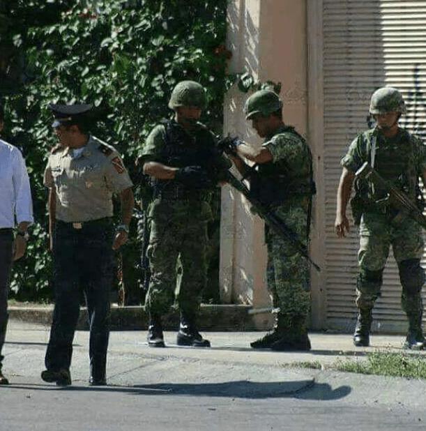 granada na rua