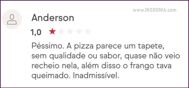 virgem - iFood