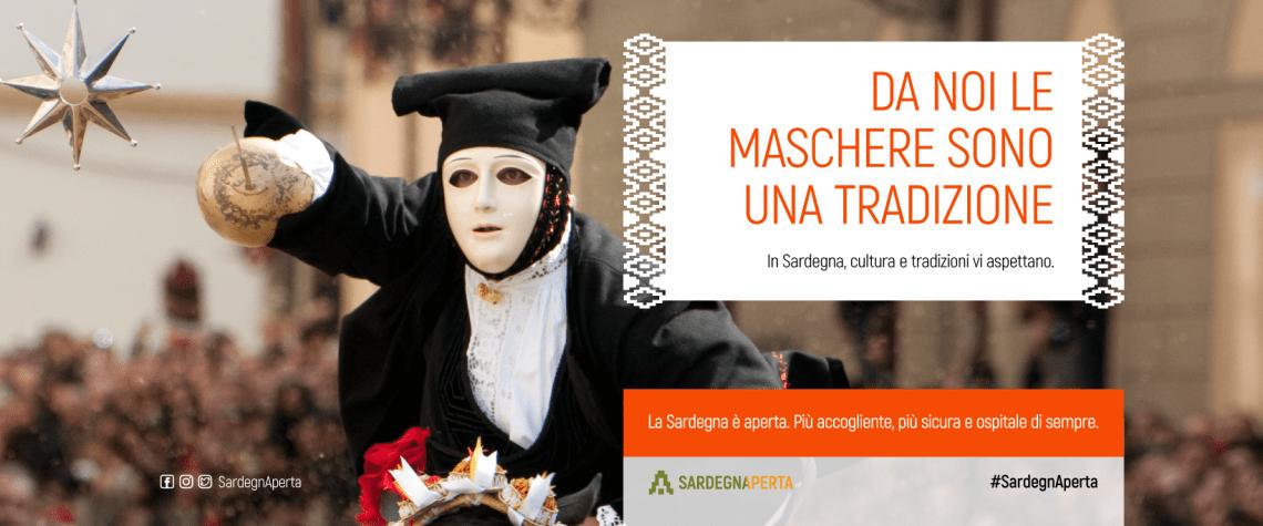 #SardegnAperta, la Sardegna accogliente, ospitale, sicura e raccontata insieme.