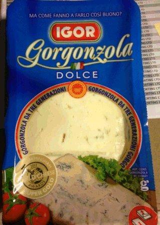 Igor - Gorgonzola Dolce DOP, 200 gram