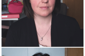Lunch Break Makeover- Full Coverage Foundation Test