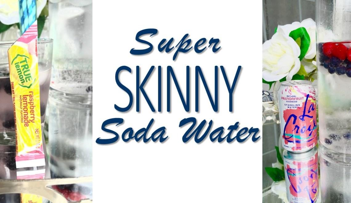 skinny soda water